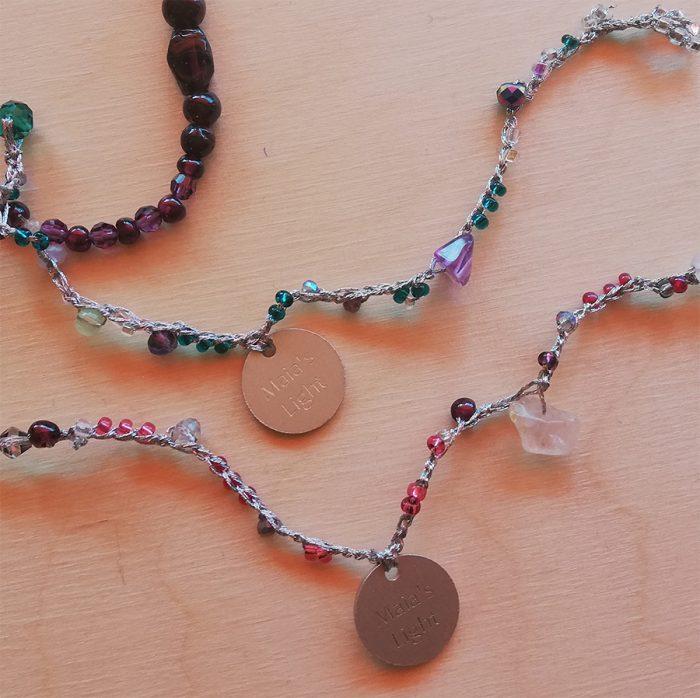 braccialetti perline